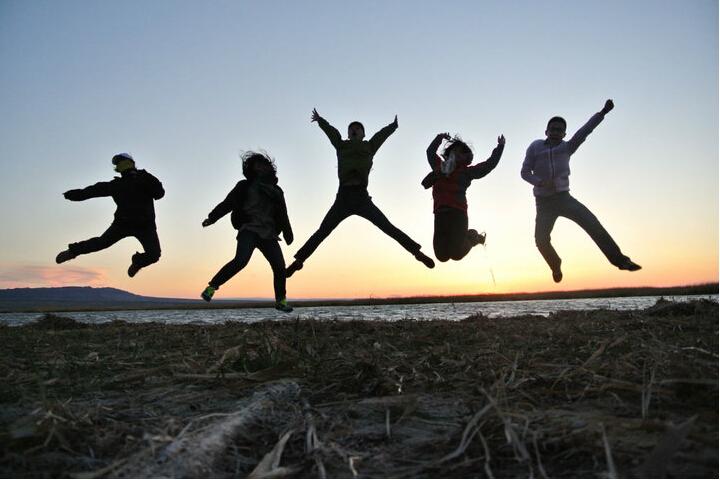 青春向上的青春励志图片_励志大学