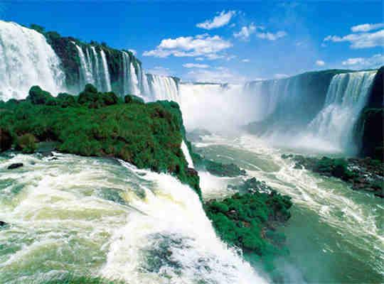 巴西风景_巴西著名风景_巴西旅游风景