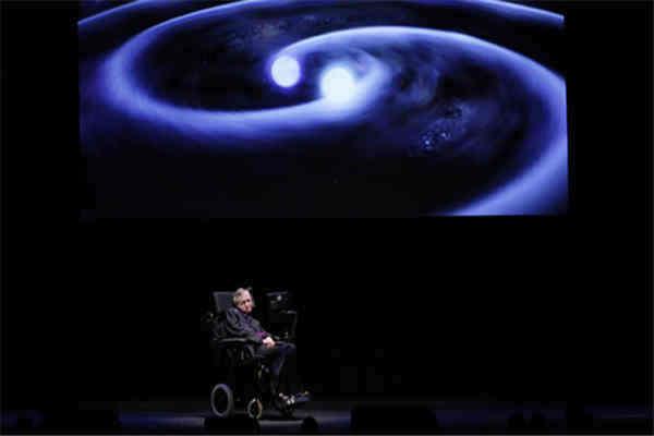 霍金演讲-霍金黑洞-霍金中国