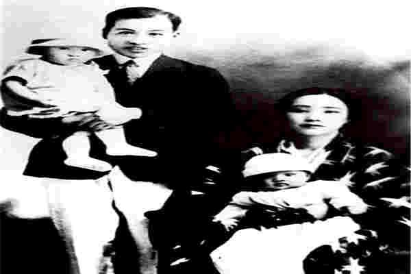 苏步青家庭-苏步青妻子