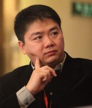 刘强东励志图片