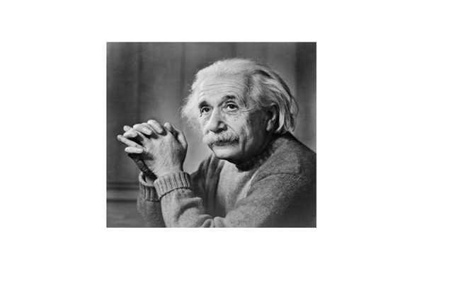 爱因斯坦最著名的照片