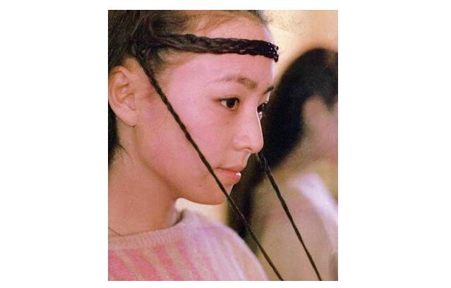 宋丹丹年轻照片