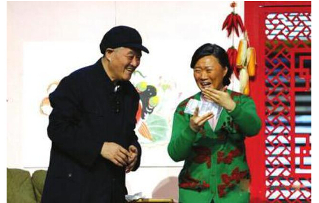 赵本山小品的图片_励志大学