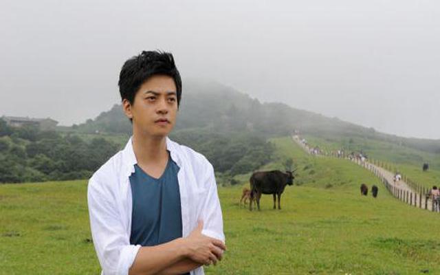 李健草原_励志大学