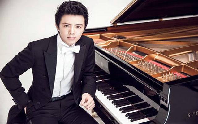 """""""钢琴王子""""李云迪励志图片"""