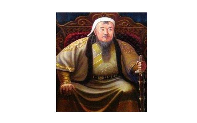 成吉思汗图片_励志大学