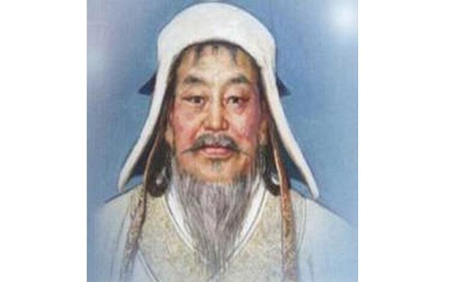 成吉思汗白色帽子照片_励志大学