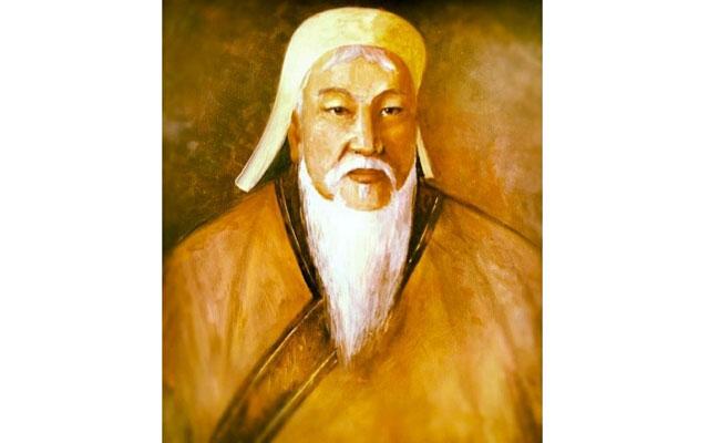 成吉思汗图片