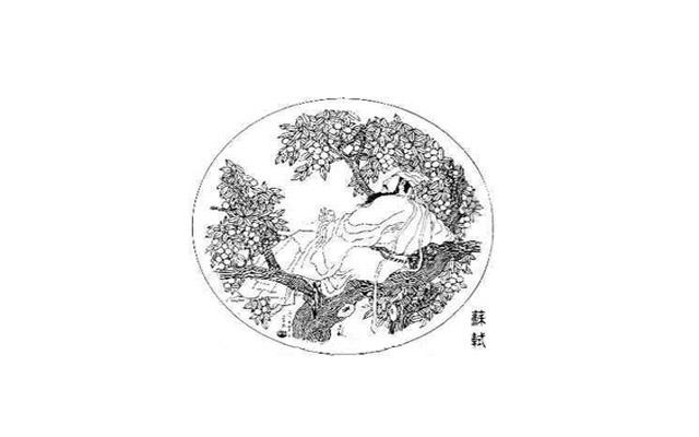 苏轼励志图片