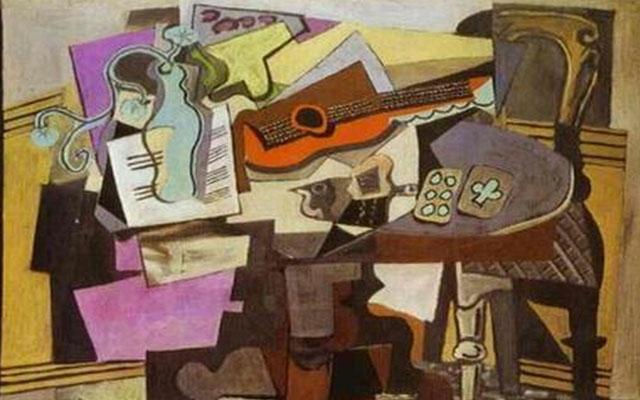 毕加索的作品_励志大学