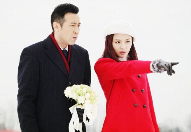 漂亮刘涛在下一站婚姻中的剧照_励志大学