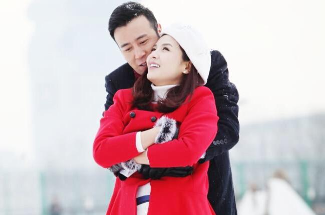 刘涛和男一在下一站婚姻中的剧照_励志大学