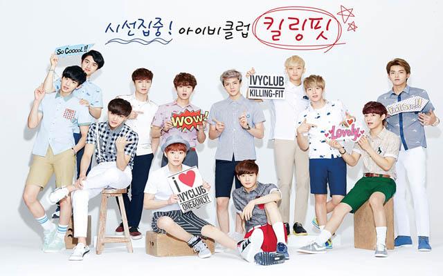 EXO励志图片