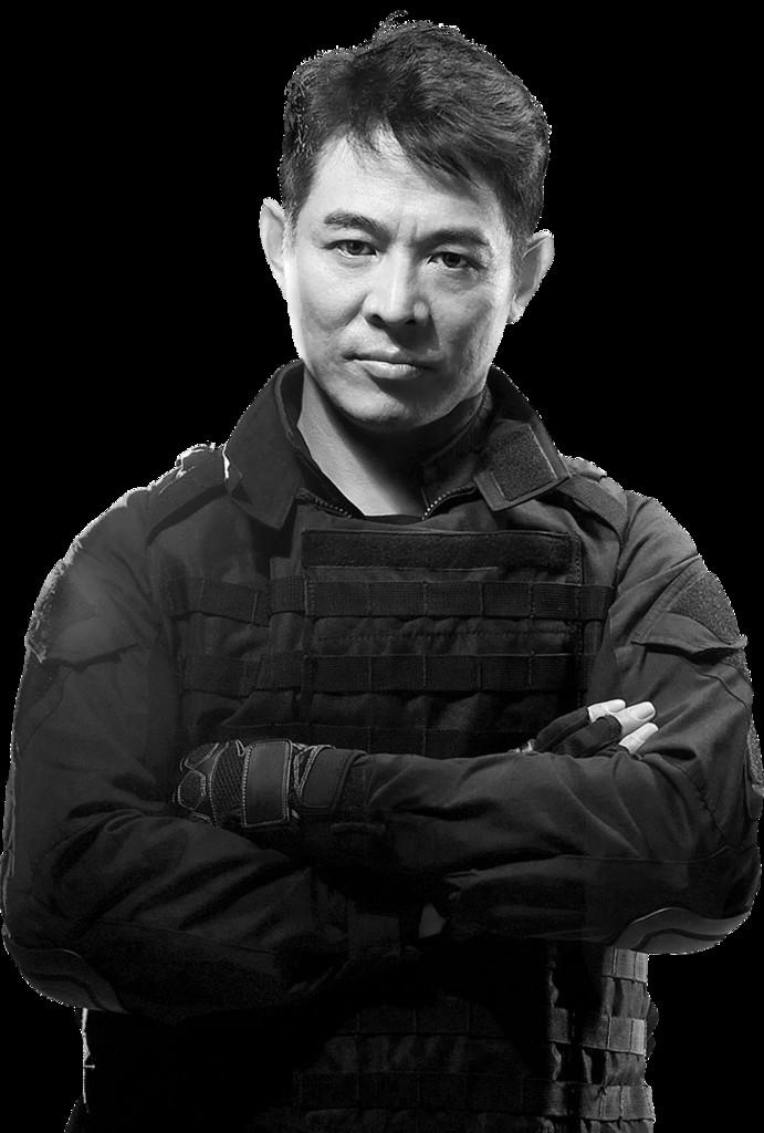 李连杰名人武装的励志图片_励志大学