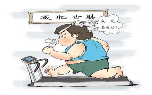 中国减肥励志图片