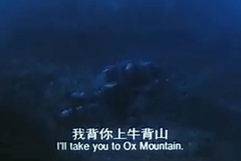 《笑傲江湖之东方不败》李连杰,林青霞电影版