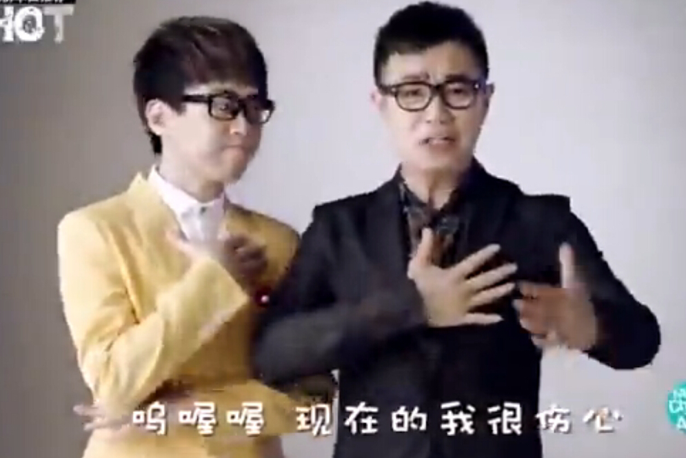 上榜单曲 刘心大鹏《屌丝情歌》