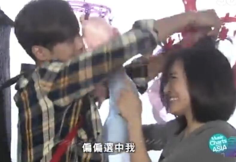 上榜单曲 罗志祥《从爱发落》