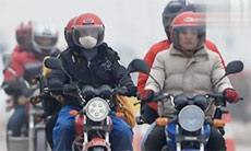 智慧女摩友为2015农民工摩托车返乡特创《回家过年》